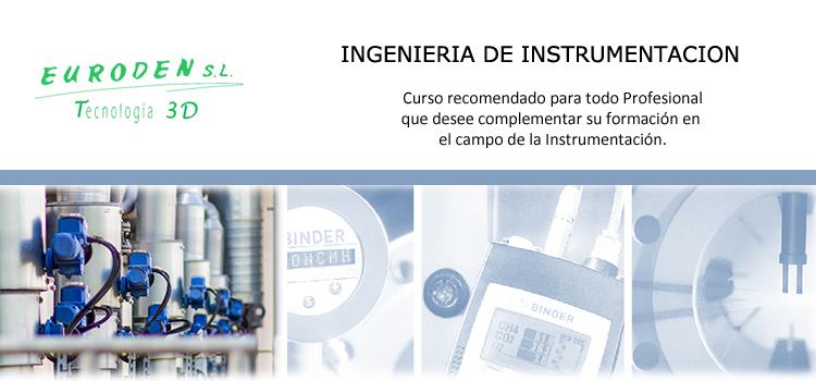 Curso Ingeniería Instrumentación
