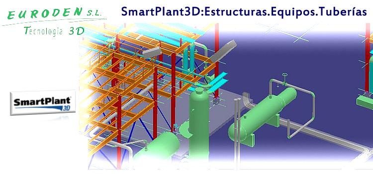 Curso Smart Plant 3D presencial Madrid